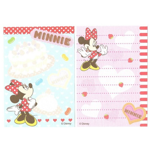 Kit 2 MEMOS Importados Minnie Disney Sun-Star