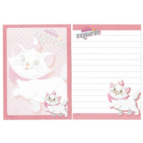 Kit 2 Notas The Aristocats Marie Disney