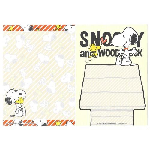 Ano 2013. Kit 2 Notas SNOOPY & Woodstock