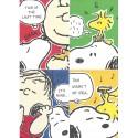 Kit 4 Notas Snoopy SMACK Universal Studios