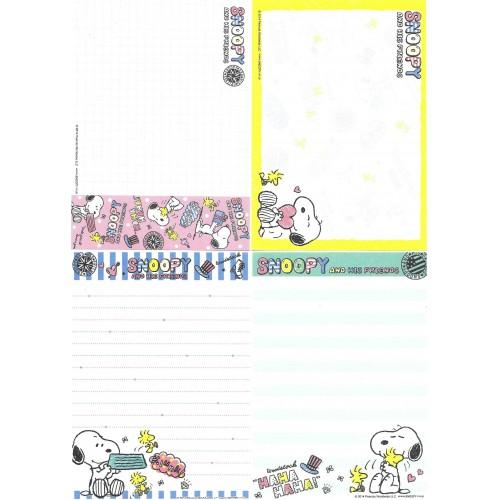 Ano 2014. Kit 4 Notas Snoopy HAHAHAHA