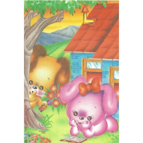 Papel de Carta BELAS ARTES Mini 093