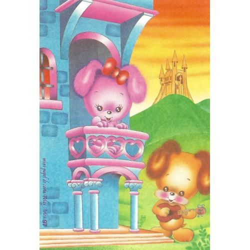 Papel de Carta BELAS ARTES Mini 097
