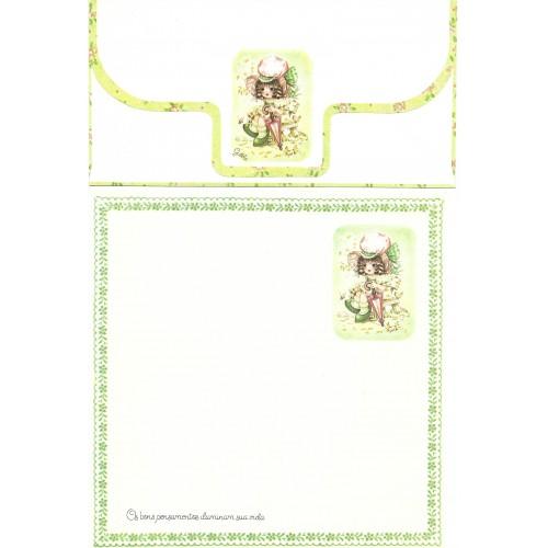 Conjunto de Papel de Carta Coleção Gisele (QVD)