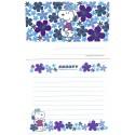Kit 2 Conjuntos de Papel de Carta Snoopy Peanuts Japan