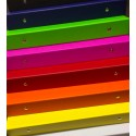 Pasta FICHÁRIO Percalux Colors B5 - AZUL