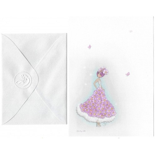 Ano 2019 Ma Tuzi Conjunto de Papel de Carta Coleção Ma! 04