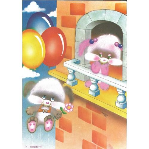 Coleções 96 - 12 A4 Robson Tuzi