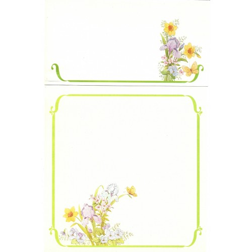 Conjunto de Papel de Carta AMBROSIANA 6-47/006