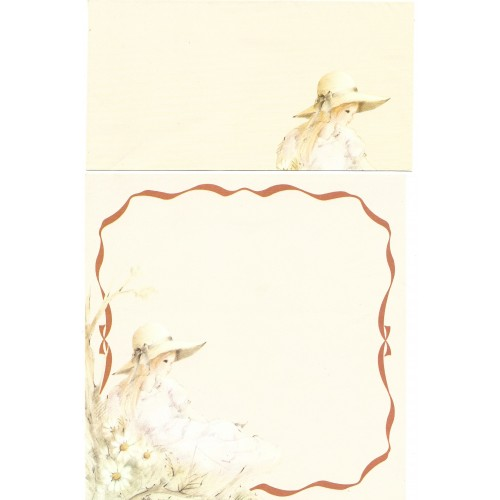 Conjunto de Papel de Carta AMBROSIANA 6-47/005