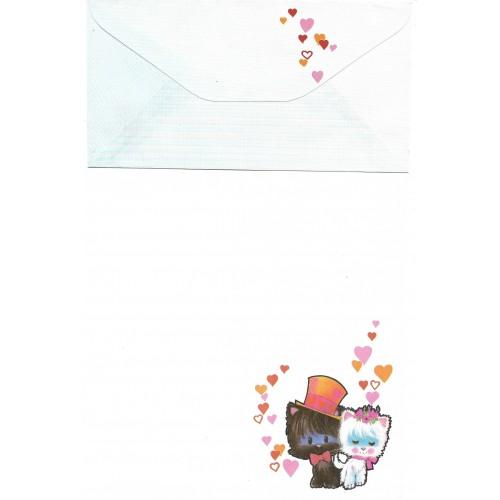 Conjunto de Papel de Carta AMBROSIANA 6-47/003