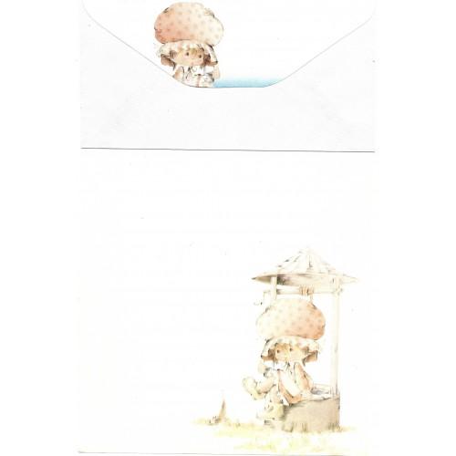 Conjunto de Papel de Carta AMBROSIANA 6-47/002