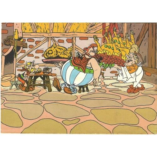 Postalete ANTIGO SEM SELINHO Asterix & Obelix