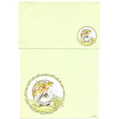 Conjunto de Papel de Carta AMBROSIANA CG-26/10