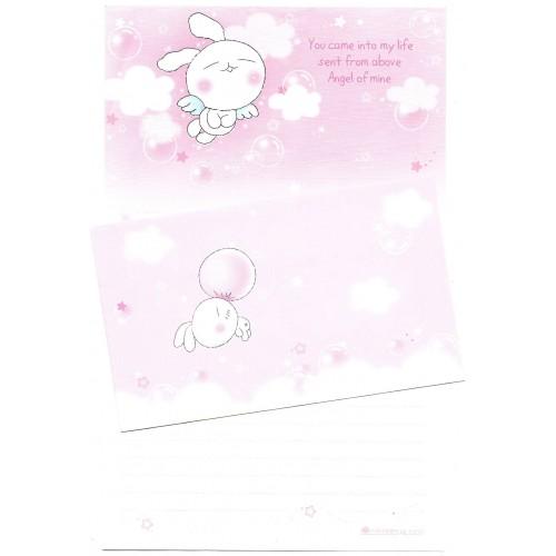Conjunto de Papel de Carta Importado Angel of Mine - NL