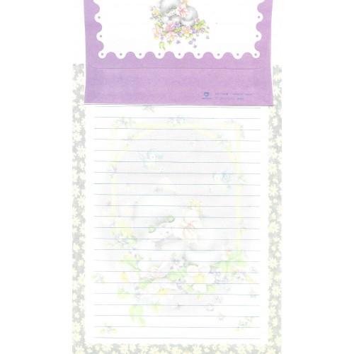 Capa & Conjunto de Papel de Carta Antigo Importado DASEN 1782B