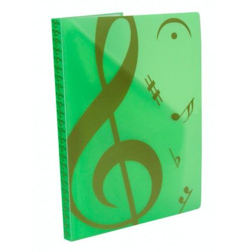 Pasta Catálogo 20 Plásticos Music CVD