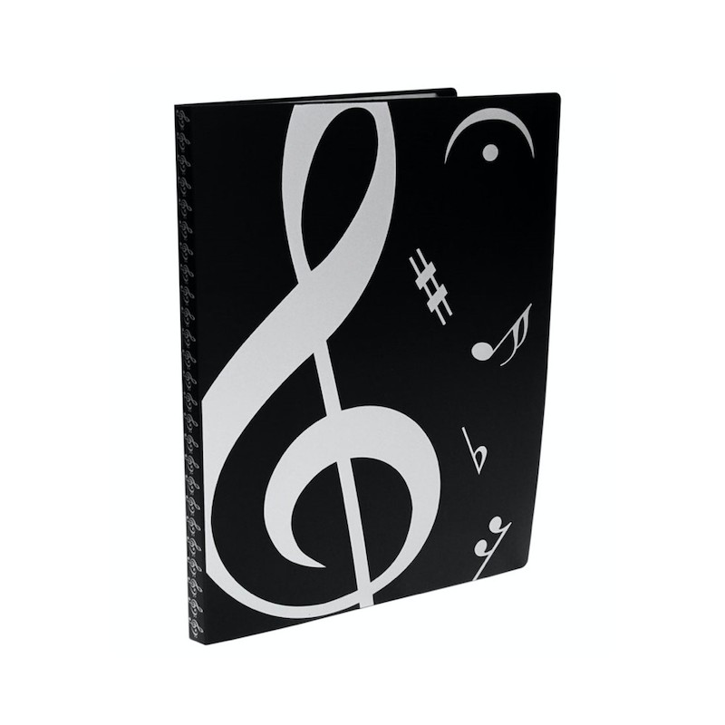 Pasta Catálogo 20 Plásticos Music CPR