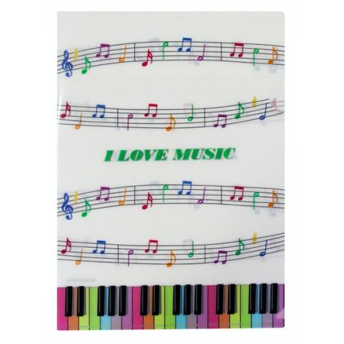 Pasta L I Love Music COR