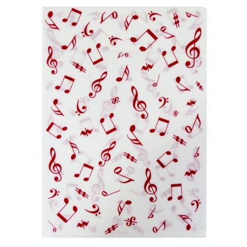 Pasta L I Love Music CVM