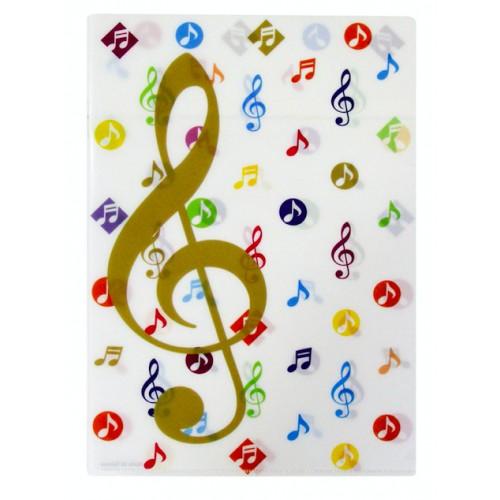 Pasta L I Love Music CLA
