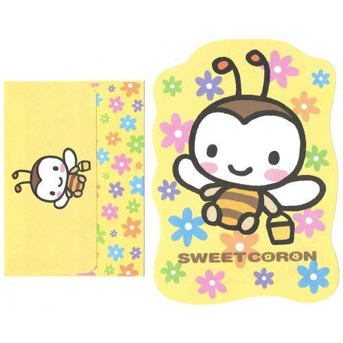 Ano 2002. Conjunto de Papel de Carta Sweetcoron DC Sanrio