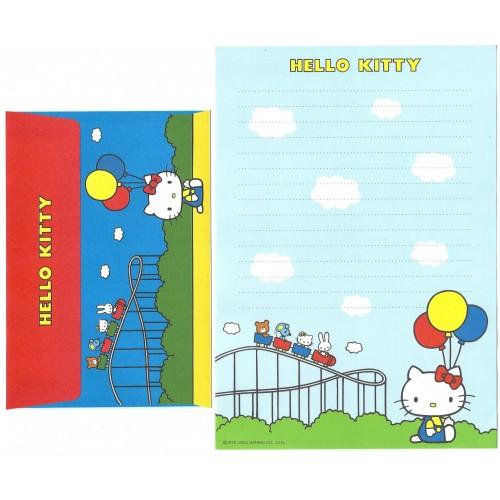 Ano 2004. Conjunto de Papel de Carta Hello Kitty Best Collection 26 Sanrio