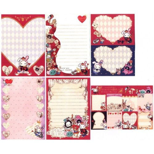 Kit 6 NOTAS Sentimental Circus N2 SanX
