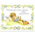 Notecard Antigo Importado Pam Peltier Sugar'n'Spice1 - Current