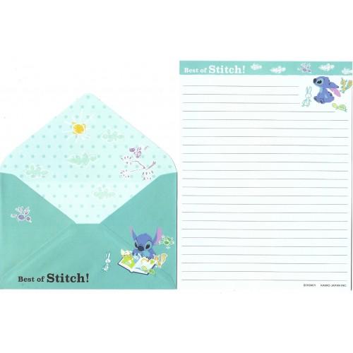 Conjunto de Papel de Carta Disney Best of Stitch CVD