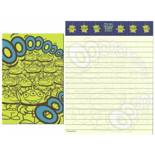 Conjunto de Papel de Carta Disney/Pixar Toy Story CGR