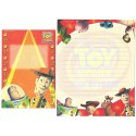 Conjunto de Papel de Carta Disney/Pixar Toy Story and Beyond