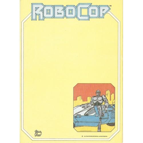 Papel de Carta AVULSO Coleção Palacio's Line ROBOCOP I