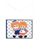 Notelette Importado Raggedy Ann CLA - The Bobbs-Merrill Co