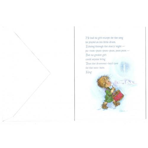Cartão Antigo Importado Elena Urchins