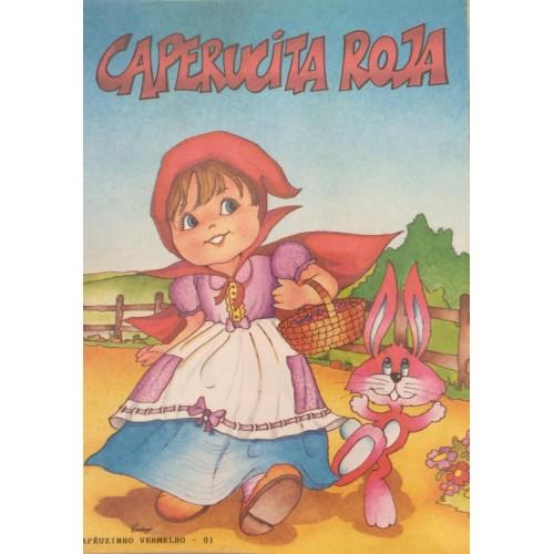 Papel de Carta CARTIUGE Personagens Chapeuzinho Vermelho 01