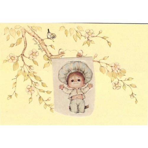 Postalete Antigo Importado Susy Angel CRE Ambassador Cards