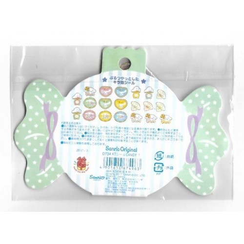 Kit de ADESIVOS Cinnamoroll CANDY 1 Sanrio