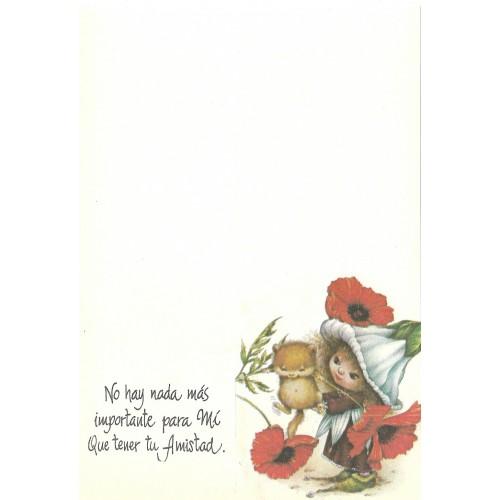Coleção de Papel de Carta COSITAS LINDAS Victoria Plum