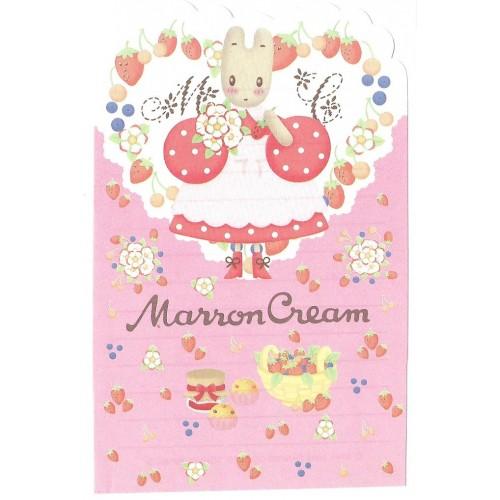Ano 1998. Nota Marron Cream Sanrio
