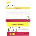 Ano 2000. Kit 3 Conjuntos de Papel de Carta Hello Kitty Sanrio