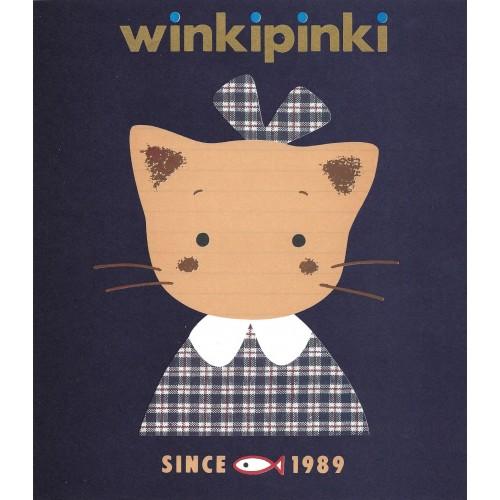 Ano 1991. Papel de Carta AVULSO Winkipinki CAZ Vintage Sanrio