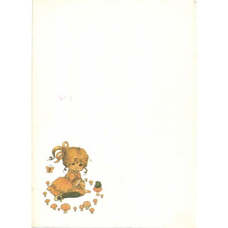 Papel de Carta AVULSO Menininhas 164 Morehead