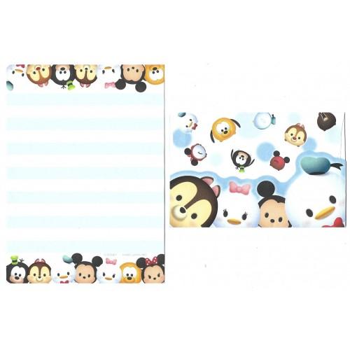 Conjunto de Mini-Papel de Carta Disney TSUM TSUM I