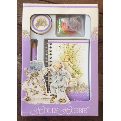Kit PAPELARIA VINTAGE Holly Hobbie AG