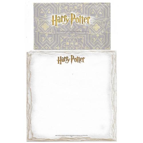 Ano 2001. Conjunto de Papel de Carta Importado Harry Potter TM CBG