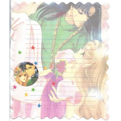 Papel de Carta AVULSO COUPLE ANIME JAPAN