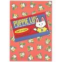 Ano 1979. Conjunto de Papel de Carta Puppie Luv CLA Vintage Sanrio