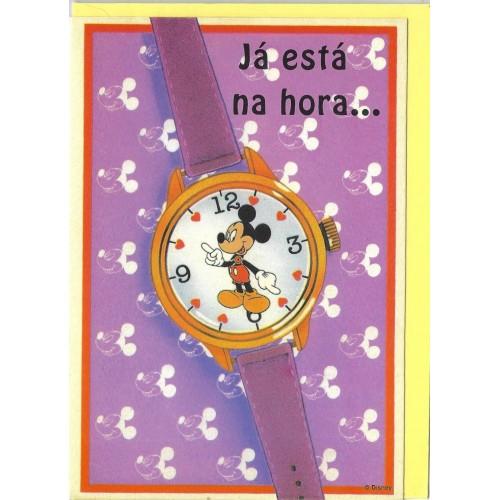 Cartão Disney M Mickey's Stuff for Kids BEST CARDS