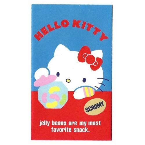 Ano 1985. Mini-Envelope Hello Kitty Sanrio CAZ